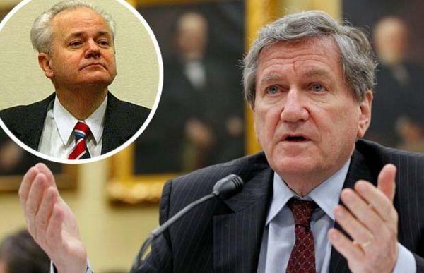 Šokantno: Pogledajte kako Ričard Holbruk priznaje da mu je bilo naređeno da žrtvuje Srebrenicu, Žepu i Goražde