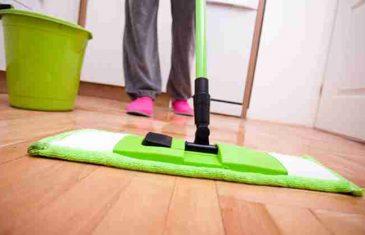 Čišćenje kuće smanjuje rizik od prerane smrti