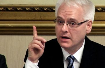 Ivo Josipović: Herceg-Bosna nije donijela ništa dobro ni Hrvatima…