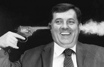 'Hajka na vuka': Poslušajte najnoviju pjevačku izvedbu Milorada Dodika!