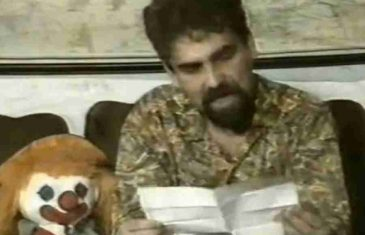 PRISJETITE SE: Pogledajte kako je čuveni hrvatski komičar ismijavao Ratka Mladića još 1991.