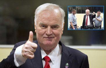 OTKRIVAMO! EVO ŠTA SE DEŠAVALO S ONE STRANE VRATA SUDNICE U HAGU: General Mladić: Ženo, sine, ne plačite, ovo je….