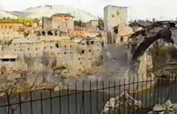Pakao iz ratnog Mostara: Kako su novinari CNN-a i BBC-a izvještavali 1993. godine