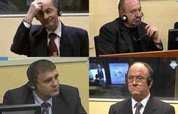 Ovo su zločinci koji su dobili najveće kazne pred Haškim tribunalom (FOTO)