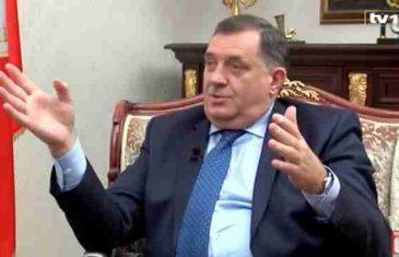 Dodik: Ubistvo Ivanovića 'udar na stabilnost Srbije i sjevera Kosova'