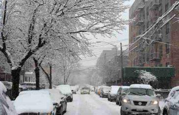 Idućih dana bit će doista hladno, stižu minusi, snijeg i nova bura!