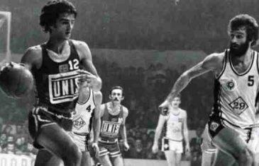 Legendarni Kinđe je stavio Sarajevo na košarkašku mapu svijeta, a nas ispunio ponosom…