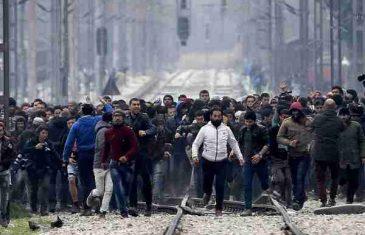 Smrtna prijetnja: Zar niko ne vidi kakav se demografski potres dešava u BiH?! Migranti nisu izbjeglice!