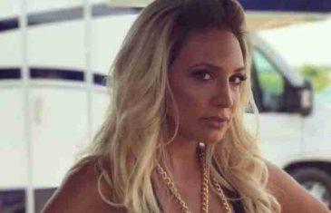 BAŠ SE UGOJILA: Milica Todorović nabacila kilograme, pogledajte kako sada izgleda!