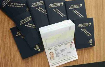 PORAŽAVAJUĆE: Bosanskohercegovačkog državljanstva odreklo se 77.958 osoba