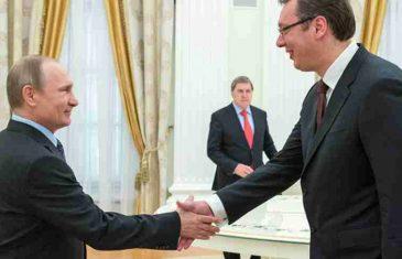 """HAOS U SUSJEDSTVU; KONAČAN PAD NEZAVISNOSTI: Hoće li Putin preko Vučića """"osvojiti"""" Crnu Goru!?"""
