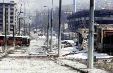 Istraživanje: Gotovo trećina građana Srbije ne zna da je Sarajevo bilo pod opsadom!?