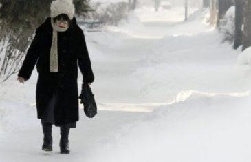 Krajina zatrpana snijegom, Bihać najhladniji grad u BiH: Nema struje, potpuni kolaps za samo nekoliko sati!