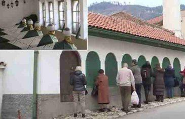 """Jako mistično mjesto u Sarajevu! Znate li šta se desi kad ubacite novac kod """"sedam braće"""""""