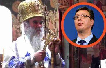 HAOS U PATRIJARŠIJI: Dva klana zbog Vučića traže smjenu Amfilohija i patrijarha Irineja
