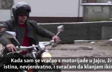 Efendija na motoru: 'Kad sam se vraćao s motorijade, svratim da klanjam ikindiju, kad tamo…'
