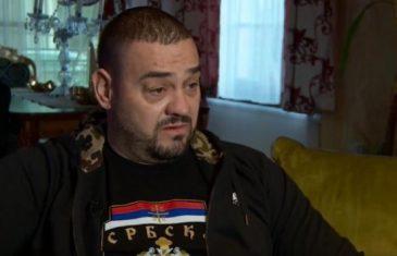 Predsjednik 'Srbske časti' stao pred kamere i otvorio karte: Nek' vam moji Bošnjaci kažu ko sam ja!
