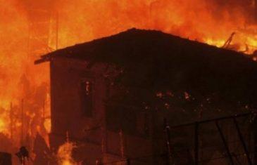 Drama u Sarajevu: Veliki požar zahvatio kuću, a onda je momak koji je surfao internetom…