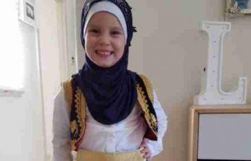 Genijalna petogodišnjakinja napamet uči Kur'an, ima fotografsko pamćenje, klanja, ide na klavir i balet, zna arapsku abecedu…