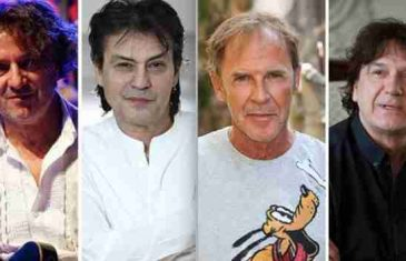 Zbog ovih muškaraca žene u Jugoslaviji su padale u nesvijest i čupale kosu: Među 10 najzgodnijih i dva Bosanca