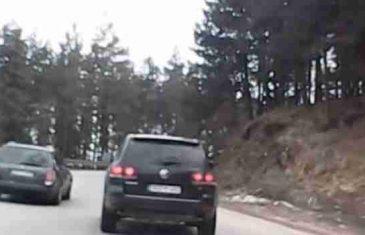 Haos na bh. cesti: Preticao vozilo na magistralnom putu pa pucao na vozača! A policija otkrila…