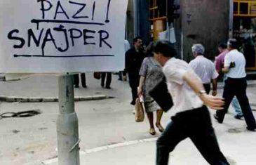 Šta je meni Sarajevo: Je*o snajper! Trećeg dana u opkoljenom gradu, kao prave Sarajlije, prestali smo trčati preko raskršća…
