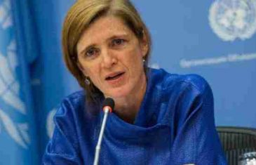 'Ovo nije članak iz '92, ovo se dešava sada': Paravojne jedinice komentarisala i bivša ambasadorka SAD-a pri UN-u