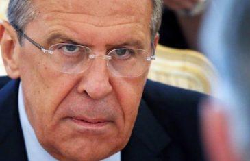 Lavrov tvrdi da BiH ne bi izdržala 'Dejton 2': 'Takav izazov razbio bi njenu državnost…'