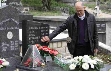 Srđan Aleksić umro je jer je htio biti čovjek