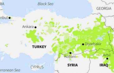 Bošnjaci podržavaju Turke, a čeka ih crna sudbina Kurda, vladajuća SDA ovo malo države vodi u propast…