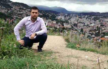 Tvrtko Milović traži da Hrvatska Bošnjacima uvede vize, i uzima u usta ubijenu djecu iz Sarajeva…