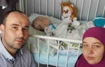 Bolna ispovijest oca malog Arslana: Sedam mu je mjeseci, a bori se od rođenja… Otpisali su ga u Sarajevu