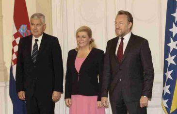 """ISLAMSKOM DRŽAVOM DO HERCEG-BOSNE: Hrvatska politika priprema """"bodljikavu žicu"""" za Bošnjake"""