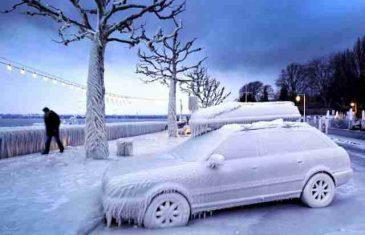 ZVJER SA ISTOKA STIŽE: Evropu će okovati snijeg i led, a temperature će ići i do minus 50