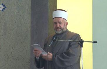 Muderrisova hutba: Muslimani, a među njima i Bošnjaci, bezrazložno poginju svoje glave pred dušmanima
