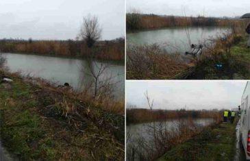 HOROR NADOMAK NASIPA NA KOM JE UBIJENA JELENA MARJANOVIĆ: Muž i žena sletjeli kolima u jezero i na mjestu poginuli!