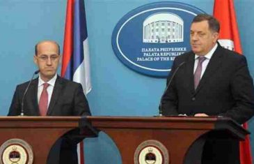 Dodik zaprijetio Ramizu Salkiću: Krajnje je vrijeme da pripazi šta priča…