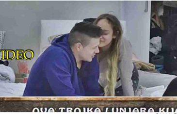 Luna Đogani i Sloba Radanović započeli su svoju vezu pred milionskim auditorijumom uprkos tome što je on još uvijek u braku sa Kristinom Kijom Kockar.