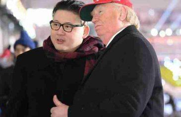 'Trump' i 'Kim Jong Un' napravili šou na otvaranju Olimpijskih igara