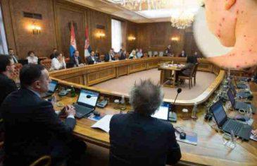 MINISTRI U PANICI: Ospice su stigle i u Vladu, svi zaposleni na hitnom testiranju