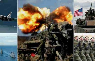 CIJELA PLANETA NA NOGAMA – IZDATO UPOZORENJE ZA NAPAD: Amerika napada Siriju u naredna 24h – Evo koji je plan…