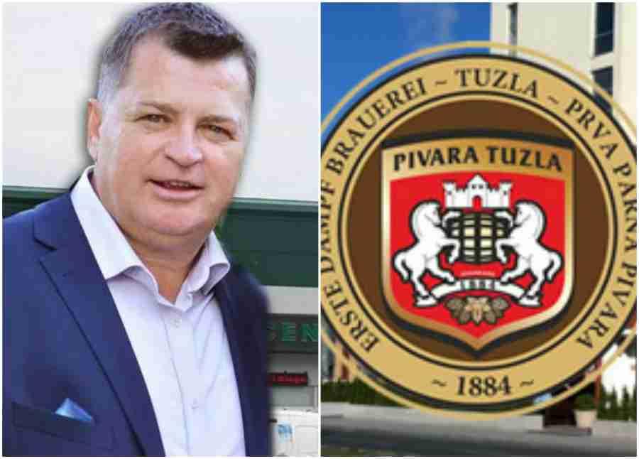 """NOVA AKVIZICIJA PODUZETNOG TUZLAKA: """"Bingo"""" Senada Džambića preuzima """"Tuzlansku pivaru""""!"""