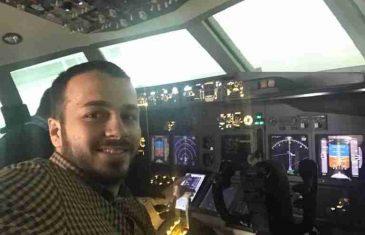 Prvi pilot hafiz iz Sandžaka