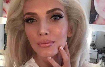 BILA SAM ĆELAVA! TO JE BILO STRAŠNO: Nikolina Kovač važi za jednu od najljepših pjevačica estrade, ali OVO je umalo koštalo SVEGA!