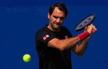 Federer o Đokoviću u četvrtfinalu.SOKANTNO!