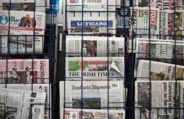 Svi osudili napad na novinara