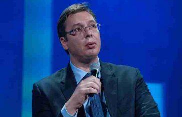 Vučić ambasadoru VB: Zašto je menjao granice Srbije 2008?