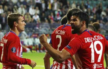 Atletico Madrid osvojio superkup Evrope pobjedom nad Realom u Tallinu