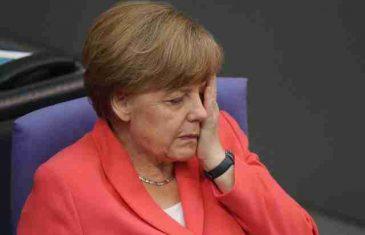 Merkelova potvrdila: S Trampom i o Kosovu, a granice…SOKATNO!!