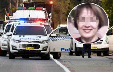 UŽAS U SIDNEJU, UBIJENA SRPKINJA: Tinejdžer ubio Kristinu, ležala na trotoaru u lokvi krvi